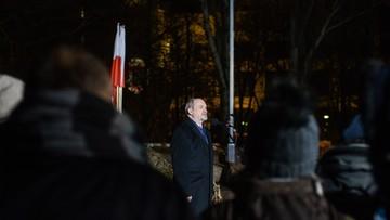 Macierewicz pomylił Powstanie Styczniowe z Warszawskim