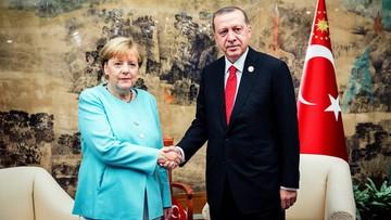 04-09-2016 13:29 Merkel i Erdogan rozmawiali o zmniejszeniu napięcia między krajami