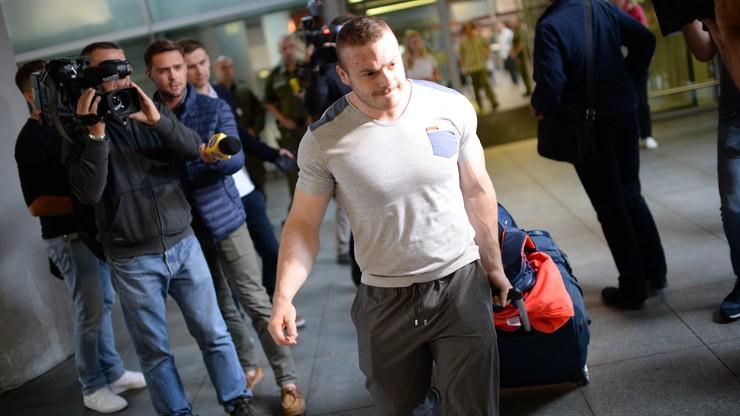 """""""Zdarzały się już przypadki, gdy odżywki były zanieczyszczone"""". Zieliński wrócił do kraju"""