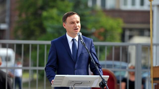 Prezydent: Polska nie jest dziś sprawiedliwa, z rozwoju powinna korzystać większość społeczeństwa