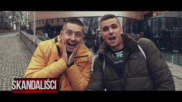 W Polsce hejtowani, w Europie robią karierę. Para gejów: Dawid Mycek i Jakub Kwieciński w programie