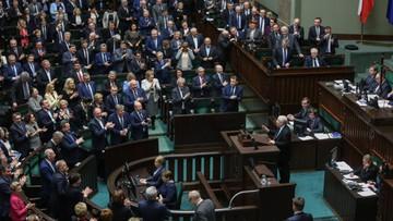 """09-03-2017 20:21 W Sejmie kłótnia o Tuska. PiS o """"partii zewnętrznej""""; PO: a wy przegraliście"""