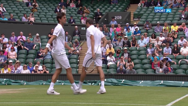 Wimbledon 2016: Skrót finału debla mężczyzn