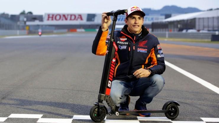 MotoGP: Marquez pojedzie po tytuł w Japonii?