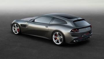 09-02-2016 17:52 Ferrari zaprezentowało nowy, bardziej rodzinny, model auta