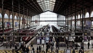 22-04-2017 22:36 W Paryżu na dworcu aresztowano mężczyznę z nożem
