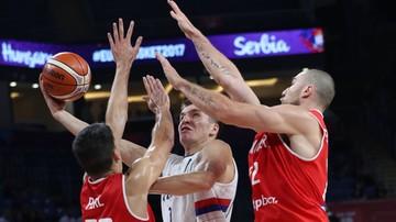 2017-09-10 EuroBasket 2017: Serbia awansowała do ćwierćfinału