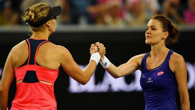 Australian Open - Radwańska odpadła w drugiej rundzie