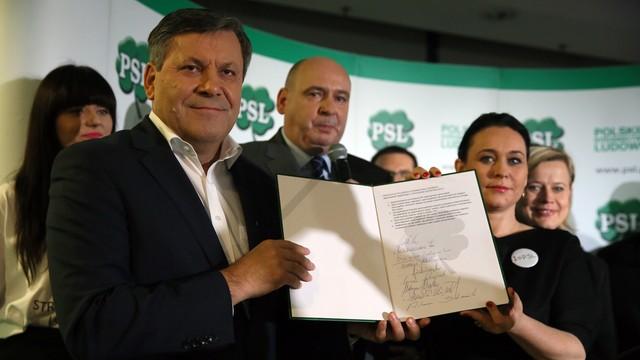 PSL na konwencji wyborczej: jesteśmy najbardziej samorządową partią