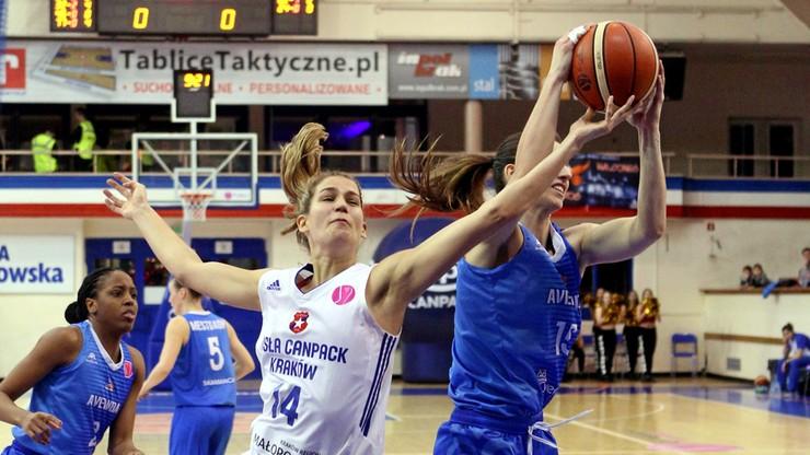 Euroliga: Koszykarki Wisły pokonały mistrza Hiszpanii
