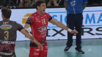2017-04-29 Podrascanin w tie-breaku zatrzymał Cucine, Perugia w finale Ligi Mistrzów!