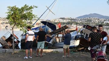 21-07-2017 13:34 Około 80 osób trafiło do szpitali w związku z trzęsieniem ziemi w Turcji