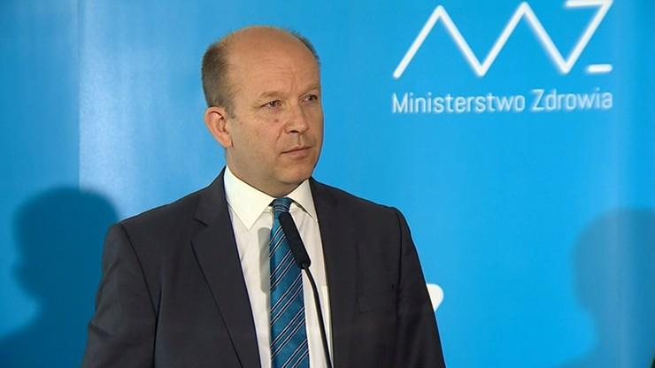 Minister zdrowia: pacjent z Wałbrzycha przyjmował właściwy lek