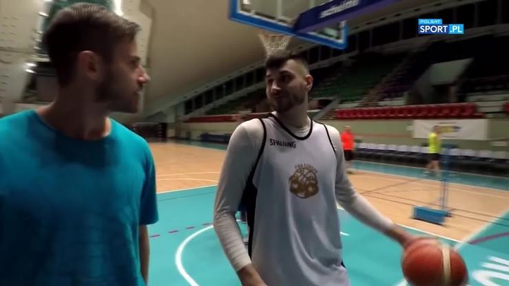Koszykarze kręcą telenowelę - naprawdę trudne sprawy