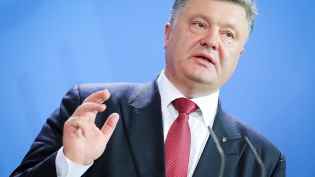 Ukraina. Poroszenko o Panama Papers: Nie zarządzam swoim biznesem
