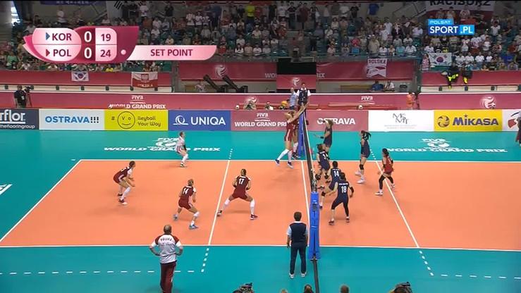 Polska - Korea Południowa 3:0. Skrót meczu