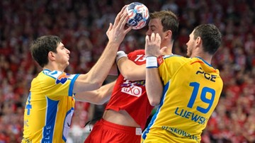 2017-12-02 Liga Mistrzów: Piąta porażka PGE VIVE Kielce