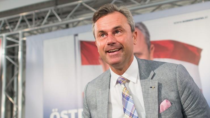 Austria: przewaga populistycznego kandydata w sondażach przed wyborami prezydenckimi