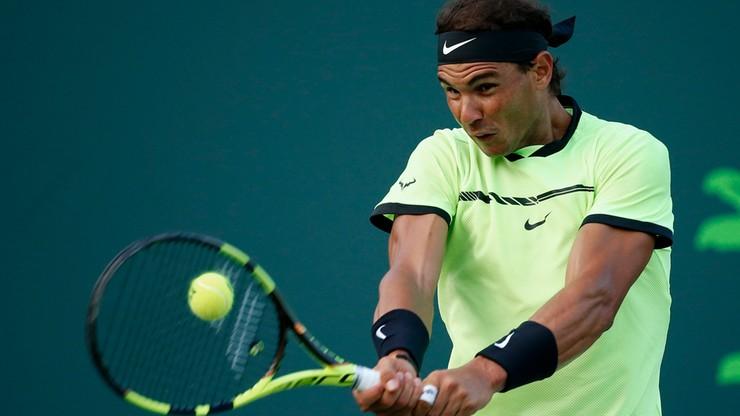 2017-03-27 ATP w Miami: Zwycięstwo Nadala w 1000. meczu