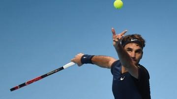 2015-11-19 Magia Federera! Co za akcja w Londynie! (WIDEO)