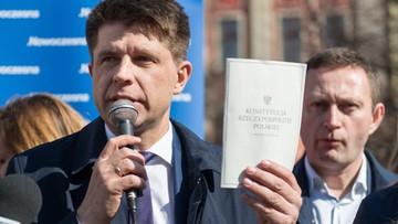 02-04-2016 18:58 Nowoczesna: opozycja rozpoczęła rozmowy, by wypracować wyjście z kryzysu związanego z TK