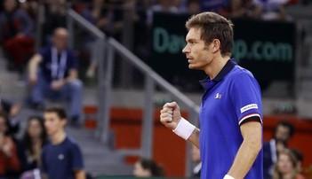 2017-11-12 ATP Finals: Zwycięstwo francuskiego debla Herbert - Mahut