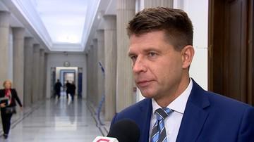 """22-09-2017 15:46 Petru o sprawie Królikowskiego: typowa """"ubecka wrzutka"""""""