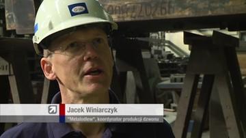 Jacek Winiarczyk, krakowska odlewnia Metalodlew S.A.