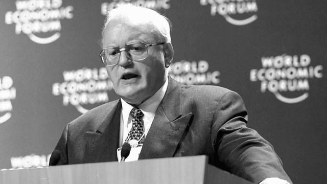 Niemcy: nie żyje były prezydent Niemiec Roman Herzog