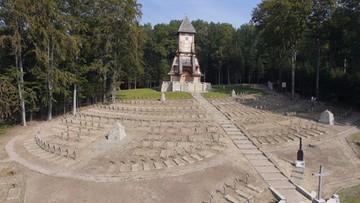 11-09-2016 22:43 Cmentarz wojenny numer 123 Łużna-Pustki otrzymał Znak Dziedzictwa Europejskiego