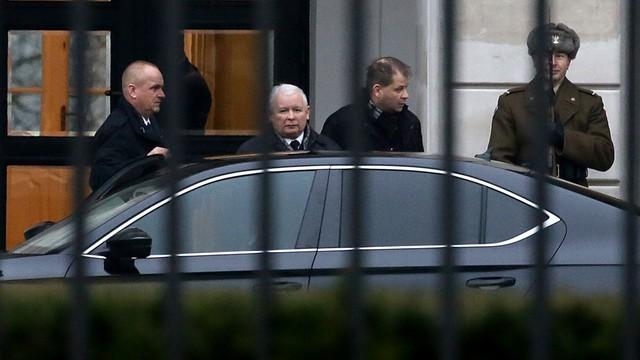 Zakończyło się spotkanie prezydenta z prezesem PiS