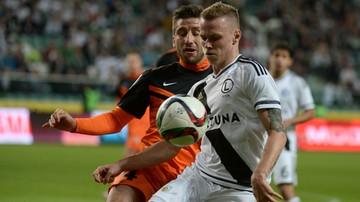 2015-09-11 Sensacja była o krok. Legia uratowała remis z Zagłębiem