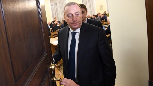 Schetyna: nie ma akceptacji dla uchwały marszałka Kuchcińskiego