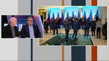 Ekspert ds. wizerunku: wraz z powołaniem nowych ministrów rozpoczęła się gra o szukanie wyborców nie tylko w Polsce, ale i za granicą
