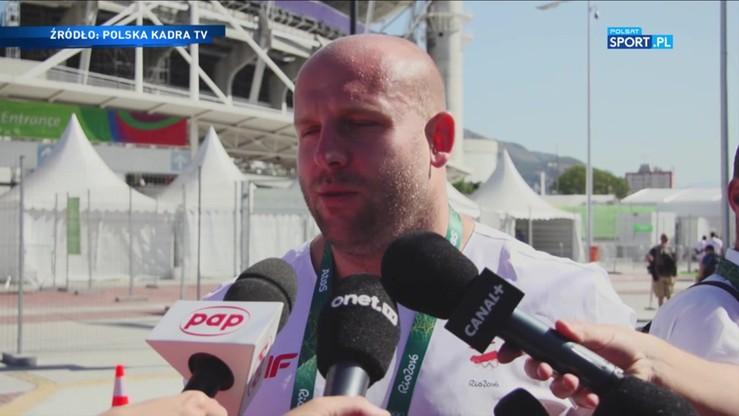 Małachowski: Nie można rozdawać medali przed konkursem
