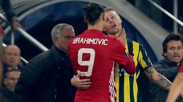 2017-11-17 Mourinho: Ibrahimovic jest jak lew i chce wrócić w 2017 r.