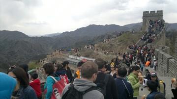 29-07-2016 13:11 Cegła po cegle. Turyści rozkradają Wielki Mur, więc Chińczycy zaostrzają kontrole