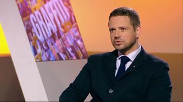 Trzaskowski: PiS szykuje skok na OFE