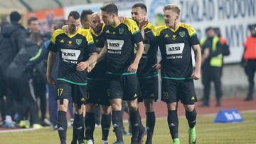 2017-03-17 Zagłębie Sosnowiec - GKS Katowice. Transmisja w Polsacie Sport