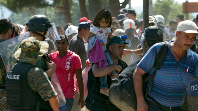 Serbia zbuduje nowe ośrodki dla uchodźców