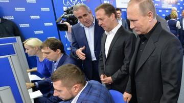 19-09-2016 12:09 Rosyjska prasa: wybory nie całkiem uczciwe. Były nieprawidłowości