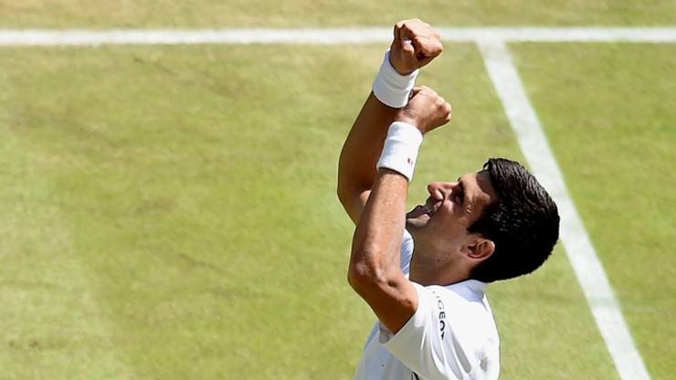 Djoković i Federer w finale Wimbledonu!