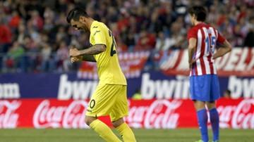 2017-04-26 Porażka Atletico Madryt z Villarreal CF