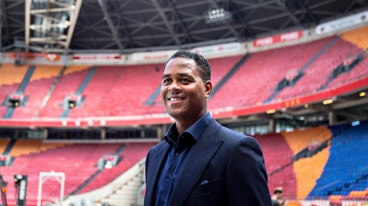 Patrick Kluivert dyrektorem sportowym PSG