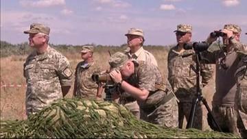01-09-2016 09:57 W Donbasie wstrzymano walki