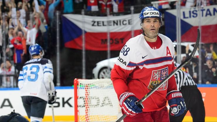 NHL: Jagr się nie zatrzymuje! To już jego 752. gol