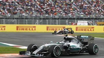 2015-11-01 GP Meksyku: Triumf Rosberga, klęska Ferrari