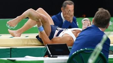 07-08-2016 12:55 #Rio2016: Noga pękła z trzaskiem. Cała hala zamarła. Sędzia zakrył oczy [DRASTYCZNE]