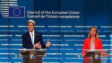 18-07-2016 13:07 UE i USA popierają Erdogana, ale ostrzegają przed radykalnymi rozwiązaniami