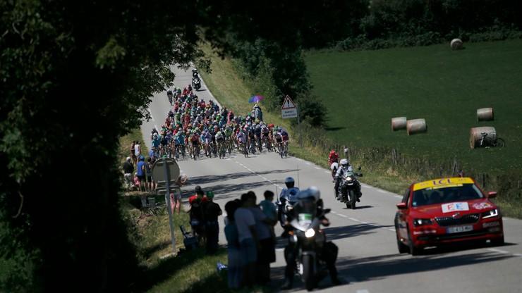 Rafał Majka drugi na 15. etapie Tour de France